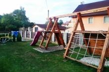 Pneuservis Březno - zázemí pro děti