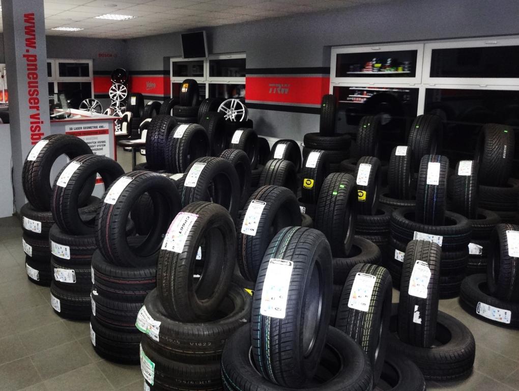 Prodej pneu